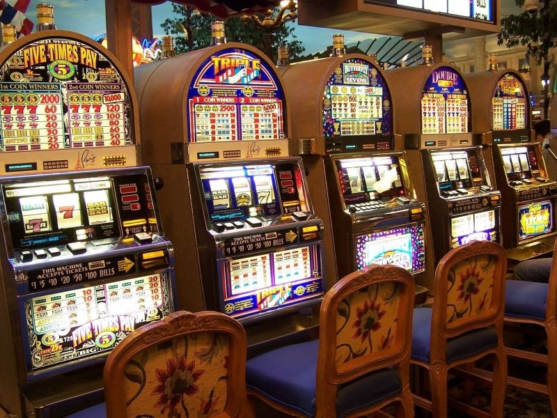Are Slots a great Bet?