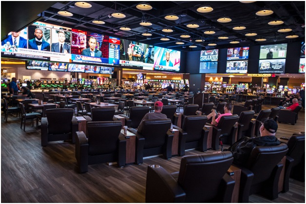 Pennsylvania's Pittsburgh Sportsbook and Parx Casino